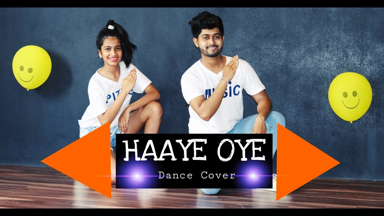 Download Haaye Oye - Dance Choreography | QARAN ft. Ash King | Elli AvrRam | Shantanu Maheshwari | Manish