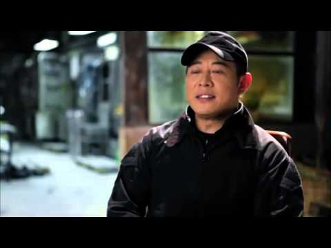 Jet Li 'The Expendables 2' Interview! HD]