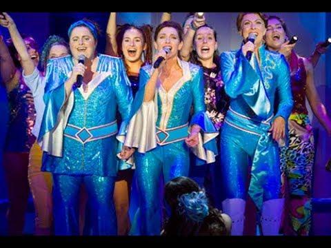 Mamma Mia! Media launch