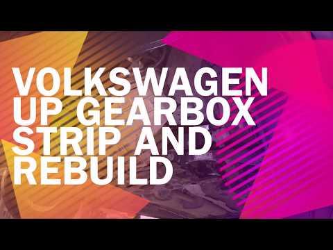 Volkswagen UP Gearbox Strip And Repair (knocking In Reverse)