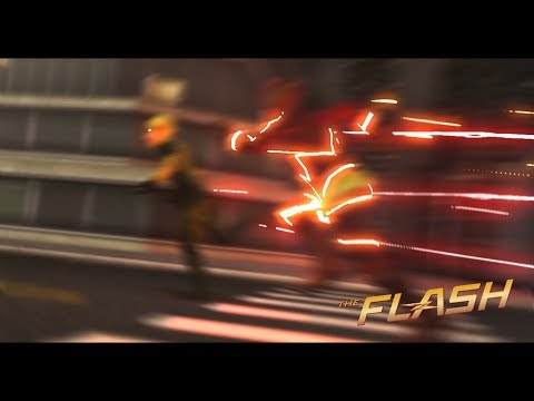 The Flash - CW Inspired C4D Animated Series Episode 2 (Fast Enough)