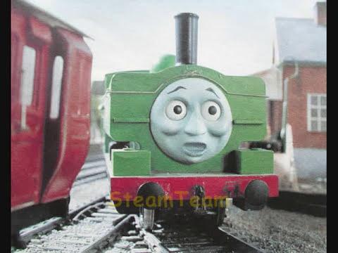 Rare Duck and Diesel Trilogy pics - Thomas the Tank Engine   Friends -  Season 2 9cebc94ddb3a