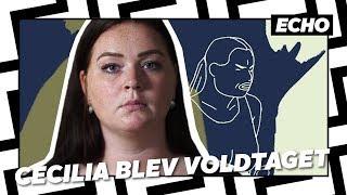 Cecilia blev voldtaget på ferie i Paris