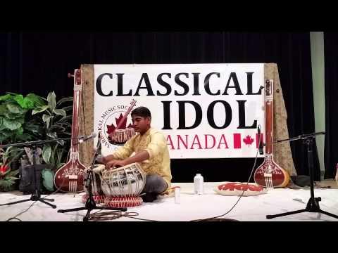 Classical Idol 2015 Calgary, Canada Feb 14, Finals