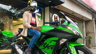 2019 Kawasaki Ninja 300 ABS Review