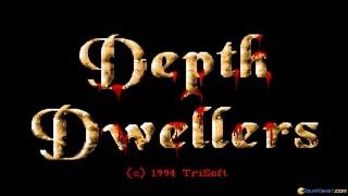 Depth Dwellers gameplay (PC Game, 1994)
