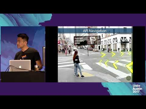 Unite Austin 2017 - Creating a World Scale AR Experience Using Geospatial Data