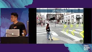 توحيد أوستن 2017 - خلق العالم على نطاق تجربة AR باستخدام البيانات الجغرافية المكانية