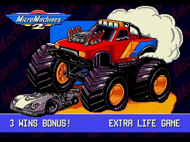 Mega Drive Longplay [458] Micro Machines 2: Turbo Tournament