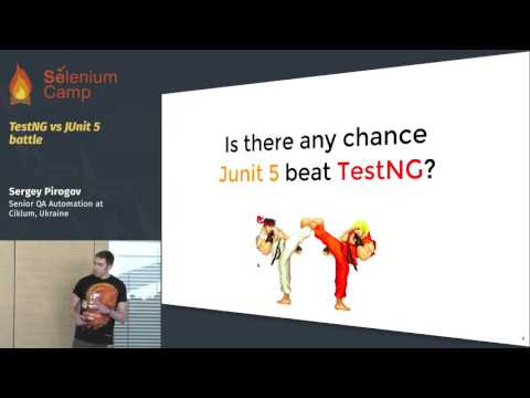 TestNG vs JUnit 5 battle