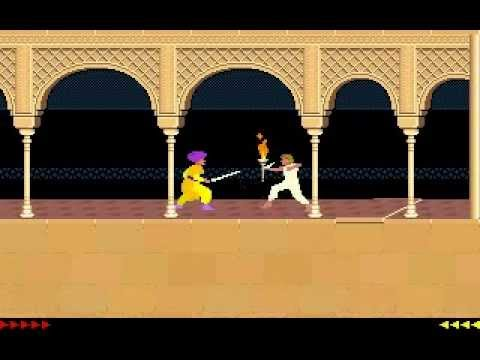 Prince of Persia 1 - Original (Jordan Mechner,1990) - Level 05