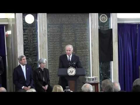 AFSA Memorial Plaque Dedication Ceremony