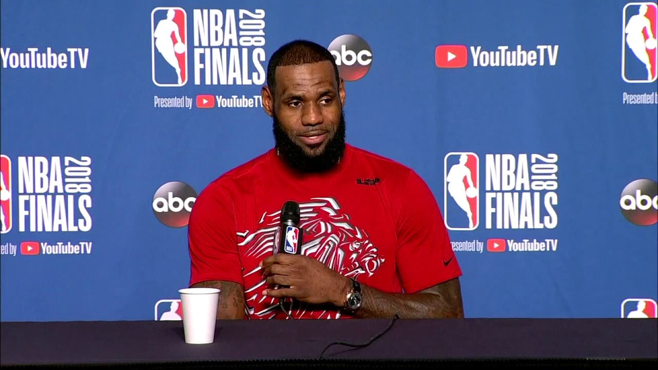 9250e79b465c  No one wants the invite anyway   Lebron James
