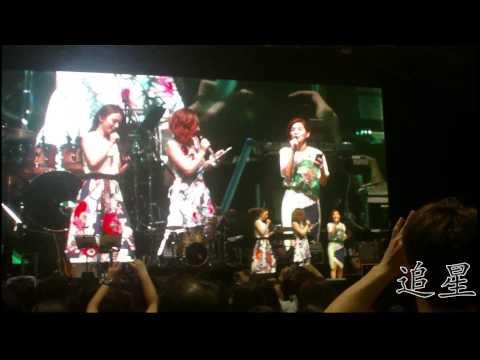 20150621 SHE 演唱會 Encore 2 你曾是少年 + 信愛成癮 ELLA Solo