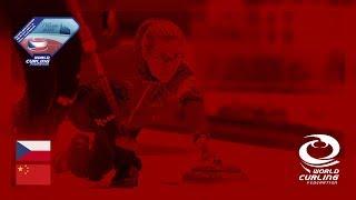 Czech Republic v China - Women - Olympic Qualification Event 2017