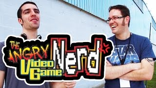 Angry Video Game Nerd Interview