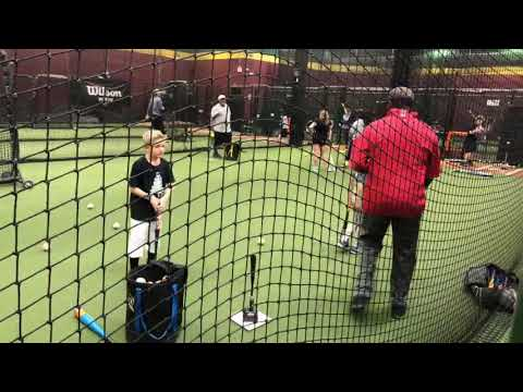 Lessons with Coach Andy and Swing XP training bats