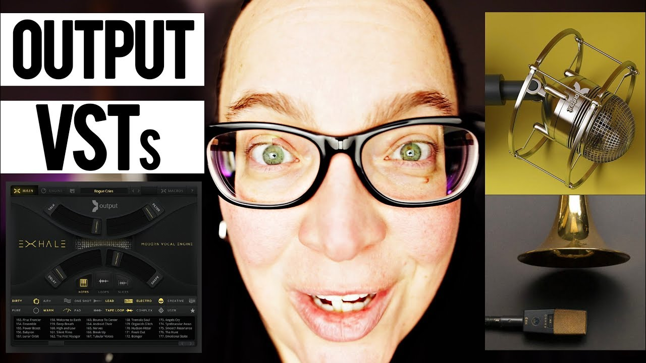 Making a Beat with Output VSTs | Exhale Signal Analog Brass & Winds | NI  Bundle Sale