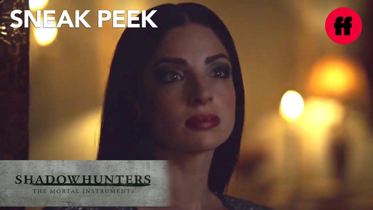 Download Shadowhunters | Season 3, Episode 4 Sneak Peek: Lilith Badgers Jace | Freeform