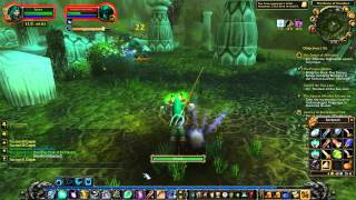 World of Warcraft [Wrath of the Lich King] - Gameplay
