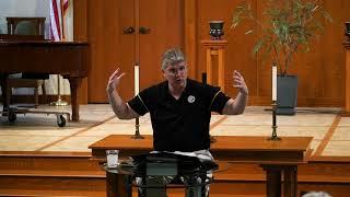 Tuesday Night Bible Study - Mike Dunlap 3-23-21