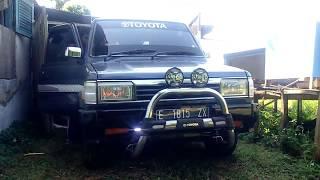 Review Toyota Kijang KF50 Grand Extra LGX 1996 & Test Drive