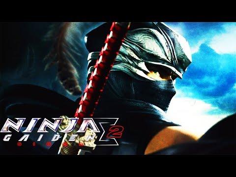 NINJA GAIDEN 2 SIGMA All Cutscenes (Game Movie) 1080p 60FPS