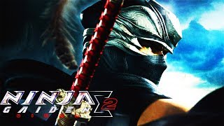 NINJA GAIDEN 2 SIGMA All Cutscenes (Game Movie) 1080p 60FPS