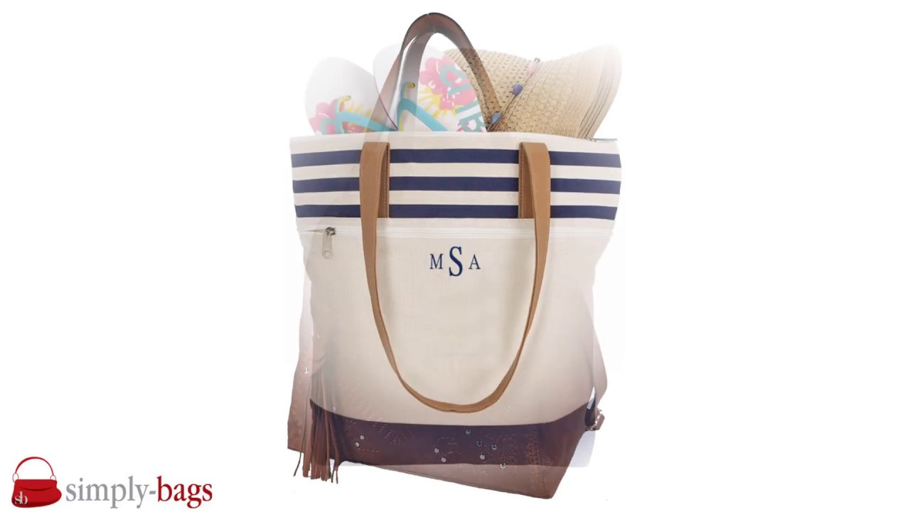 Personalized Tote Bags Simply