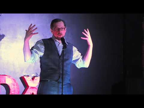 We'r Needin tae Talk Aboot Wir Language | Michael Dempster | TEDxInverness