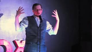 Wer Needin tae Talk Aboot Wir Language  Michael Dempster  TEDxInverness