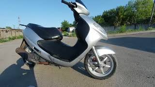 Обзор Suzuki Address 110. Лучший скутер для пенсионера!