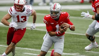 Nebraska vs #5 Ohio State Highlights 2020 College Football