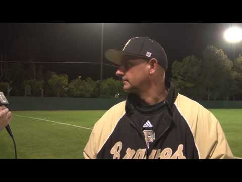 Paul O'Neil Post Game: Concord Game 1