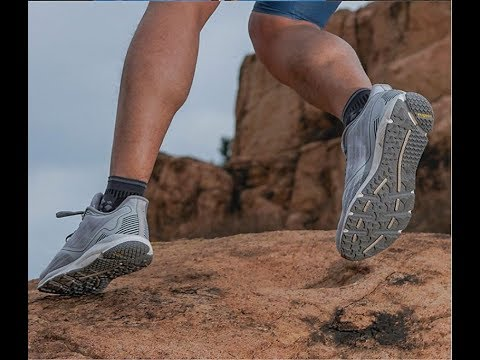 נעלי ריצת שטח של שיאומי עם סולייה של GOODYEAR!