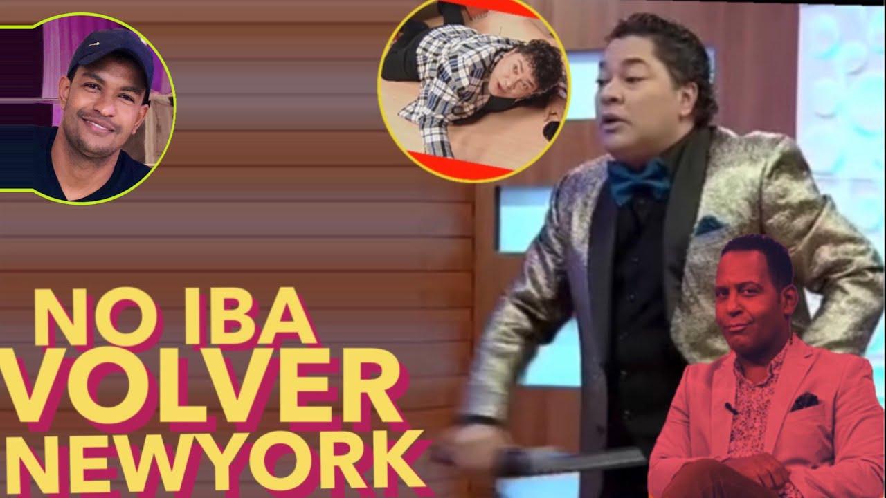 El Pacha Confirma No Quiere Volver a Newyork por Rechazo de Dominicanos Ausentes