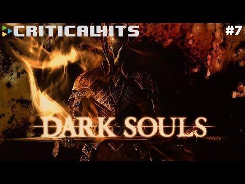 Dark Souls Detonado/Guia/Walkthrough - #7 Depths + Gaping Dragon