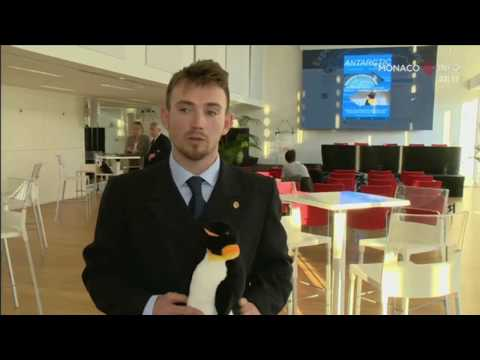 TV: Monaco Info Environment - Expedition Antarctic Blanc