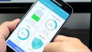 Cómo liberar memoria RAM Samsung Galaxy S7 Como optimizar Trucos