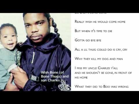 Bone Thugs-n-Harmony - Tha Crossroads with Lyrics