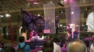 Chinese/Indian Fusion music by Cai Yayi and Friends - Nanyin Summer Revolution @ Esplanade Concourse