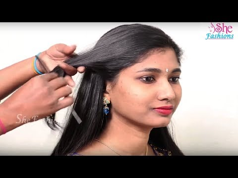 5 Easy Hairstyles for Long Hair Step by Step Tutorial