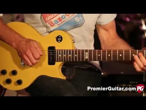 Review Demo - Gibson USA Les Paul Melody Maker