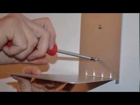 Conceal Boekenplank Umbra : Umbra conceal zwevende boekenplank