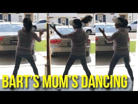 Off The Record: Barts Moms Dancing & Ginas Dad Fighting ft. DavidSoComedy & Gina Darling