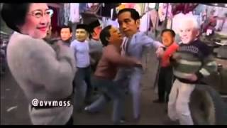 Video Goyang lucu jokowi vs prabowo download MP3, 3GP, MP4, WEBM, AVI, FLV Juni 2018