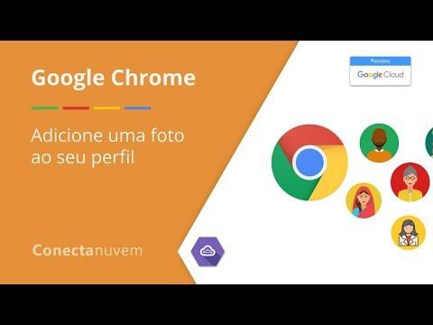 Como adicionar uma foto ao seu perfil do Google Chrome