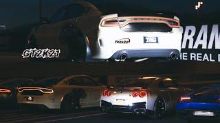 GT Sport: GT2K21 Street Racing | 800+hp Hellcat, 1200hp 458, Alpha 7 GTR, Camaro SS/ZL1 & More