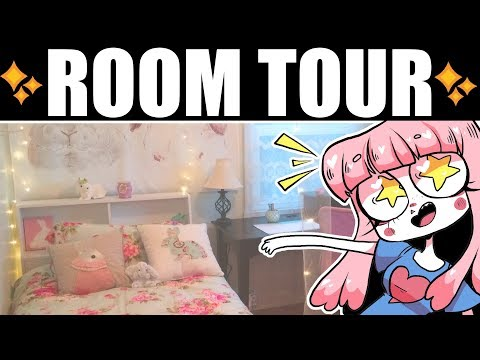 HANG OUT IN MY ROOM (Room/Studio Tour!)