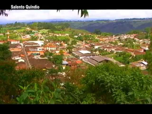 SALENTO QUINDIO Videos De Viajes